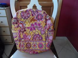 Vera Bradley large backpack in Bali Gold  pattern - $59.50