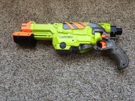 Nerf Vortex Lumitron Disc Gun Only - Great Working Condition - Fast Ship - $19.78