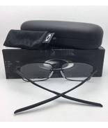 New OAKLEY Eyeglasses BARRELHOUSE 0.5 OX3174-0153 53-18 139 Matte Black ... - $189.95