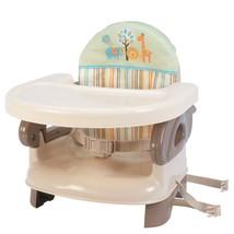 Infant Comfort Folding Booster Seat Adjustable Portable Dishwasher Safe ... - $38.61