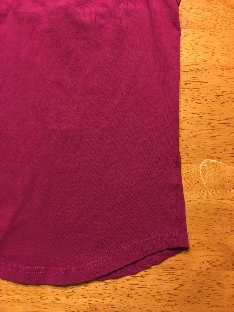 Forever 21 Girl's Purple Tank Top Shirt - Size Small 7 / 8 image 5