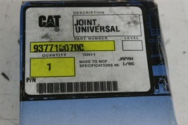 Cat 9377100700 Universal Joint New image 2