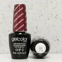 OPI GelColor 007 Skyfall Collection HL D29 CASINO ROYALE 0.5 oz Gel Nail... - $29.65