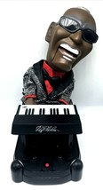 Ray Charles Doll Singing Swaying Animated Toy Figure Animatronic Sings T... - $64.95