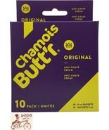 CHAMOIS BUTT'R ORIGINAL--0.3oz PACKET--BOX OF 10 - $13.85