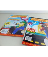 Lot of 2 Nintendo Power Strategy Guides Vol 37 and 39 Mario Paint Krustys - $10.88