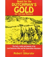 Quest for the Dutchman's Gold ~ Lost & Buried Treasure - $19.95