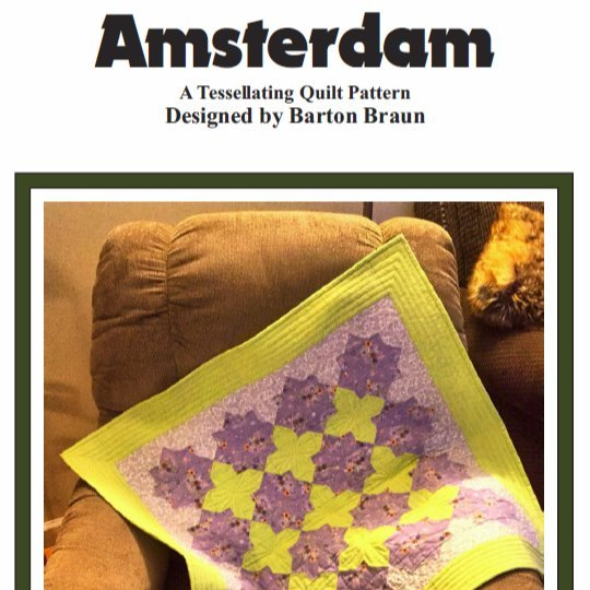 Primary image for Amsterdam Quilt Pattern