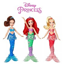 Disney Princess The Little Mermaid Ariel and Sisters 3-Doll Pack NIB/Sealed - $41.99
