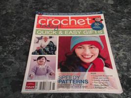 Crochet Today Magazine January 2010 flowering necklace - $2.99