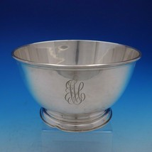 Number 0237 by Tuttle Sterling Silver Bowl Paul Revere Style Vintage (#4422) - $989.00