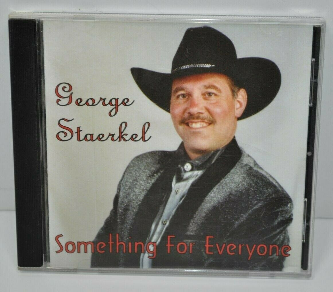 Primary image for George Staerkel - Something For Everyone - CD Album - 22 Songs