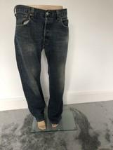 mens levi 501 jeans 32 waist 32 leg - $22.75