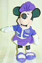 Disney Store Class of '03 Letterman Minnie Bean Bag - $7.75