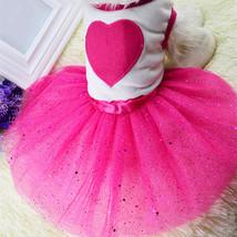 Summer Pet Dog Clothes for Small Medium Dogs Princess Dog Dresses Skirts... - $433,17 MXN
