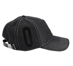 True Religion Men's Raised Horseshoe Logo Baseball Hat Sports Strapback Cap image 8