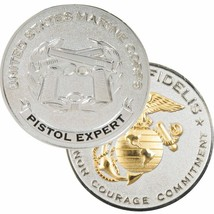 """ARMY ATLANTIC RESOLVE  EUROPE 1.75/"""" CHALLENGE COIN"""
