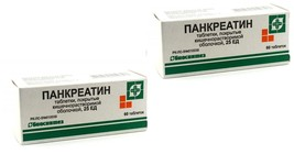 2 x Pancreatin 60 tablets digestive enzyme - $28.41