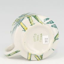 Tepco China Bamboo 4 Piece Breakfast Set Cup & Saucer, Oatmeal Bowl, Plate 2812 image 12
