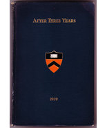 Triennial Record of the Princeton University Class of 1909  - $35.00