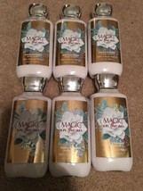 LOT OF 6 NEW  BATH & BODY WORKS LOTION Magic In the Air 8 OZ - $34.58