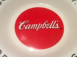 9 CAMPBELL SOUP BOWLS ARCOPAL FRANCE GOOD FOR THE BODY GOOD FOR THE SOUL NICE image 11