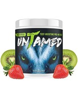 Complete Nutrition Untamed Pre-Workout Strawberry Kiwi - $43.51