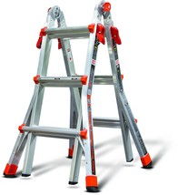 Little Giant 13-Foot Velocity Multi-Use Ladder, 300-Pound Duty Rating, 1... - $255.75