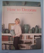 Martha Stewart Living - How To Decorate - $9.99