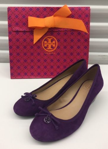5f04d001d15d  250 New Tory Burch Chelsea Wedge Heels and 50 similar items. 12