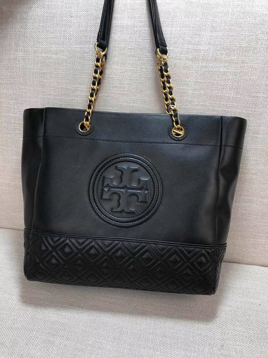 Tory Burch Fleming Tote image 2