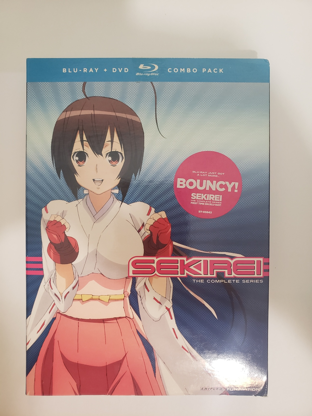 Primary image for Sekirei: Complete Series (Blu-ray/DVD Combo)