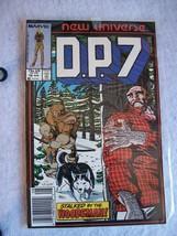 D.P. 7 # 10 (August 1987, Marvel) - £2.15 GBP