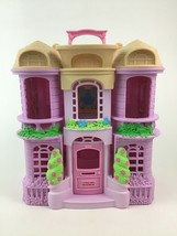 Sweet Street Hideaway Hollow Mansion Mouse Dollhouse Fisher Price 2001 - $22.23
