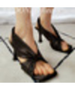 FEDONAS Sexy Pleated Women'S Shoes Of Large Size Summer Fashion High Hee... - $266.59
