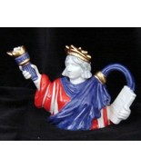 Fitz & Floyd Miniature - The Statue of Liberty  Teapot - NIB - $39.50