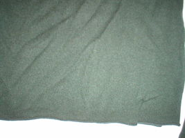 NWT New Womens Sweater Extra Soft Gabriella Rossi Cashmere S Dark Green 2 ply image 3