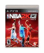 NBA 2K13  (Sony Playstation 3, 2012) - $12.86