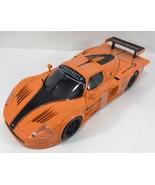 Bburago - 18-21078 - Maserati MC12 Scale 1:24 - Orange - $24.70