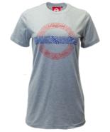 Licensed TFL™101L Ladies London Undergound Mind the Gap™ Word Mix T Shir... - $19.99