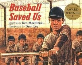 Baseball Saved Us [Paperback] Hb - $4.94