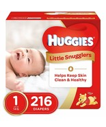 Huggies Little Snugglers Baby Diapers - $66.83