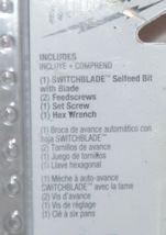 Milwaukee 48255150 Switchblade Selfeed Bit 2 Nine Sixteenth Inches image 4