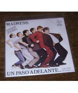 Madness Un Paso Adelante spanish version stiff 45 wps 7 Inch Vinyl Record - $24.99