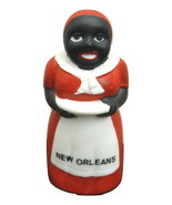 Black Americana Aunt Jemima Single Souvenir Shaker - New Orleans - $6.00