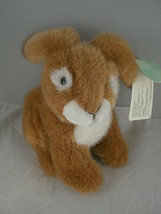 "Bunny Rabbit Buffy by Russ Berrie 6"" Tall Mint with Tag SO CUTE! - $11.87"