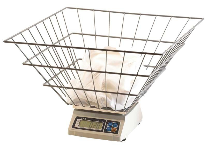 Digital Laundry 50 lb. Scale with Dual Display - Legal for Trade Model RB50