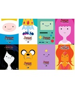Adventure Time The Complete Series Seasons 1-10 DVD 2018 Brand New Sealed - $94.50