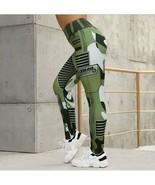Women Fitness Legging High Waist Yoga Sport Gym Sport Running Tight Pant - $19.00