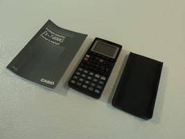 Casio Power Graphic Scientific Calculator Black Reconditioned FX7400G - $18.72